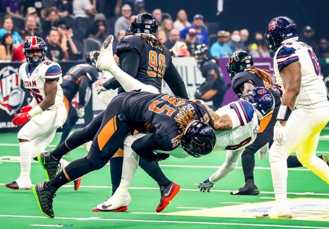 At 5-5, the Storm are in danger of missing the IFL playoffs