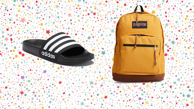 Back-to-school savings on backpacks, sandals, shoes and more are happening now at Nordstrom Rack.