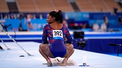 Team USA will need Simone Biles to be better than she was during Sunday's qualifying.
