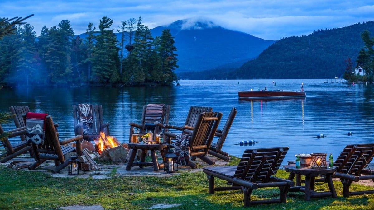 Best US mountain resorts for summer getaways: Biltmore Estate, Four Seasons Jackson Hole