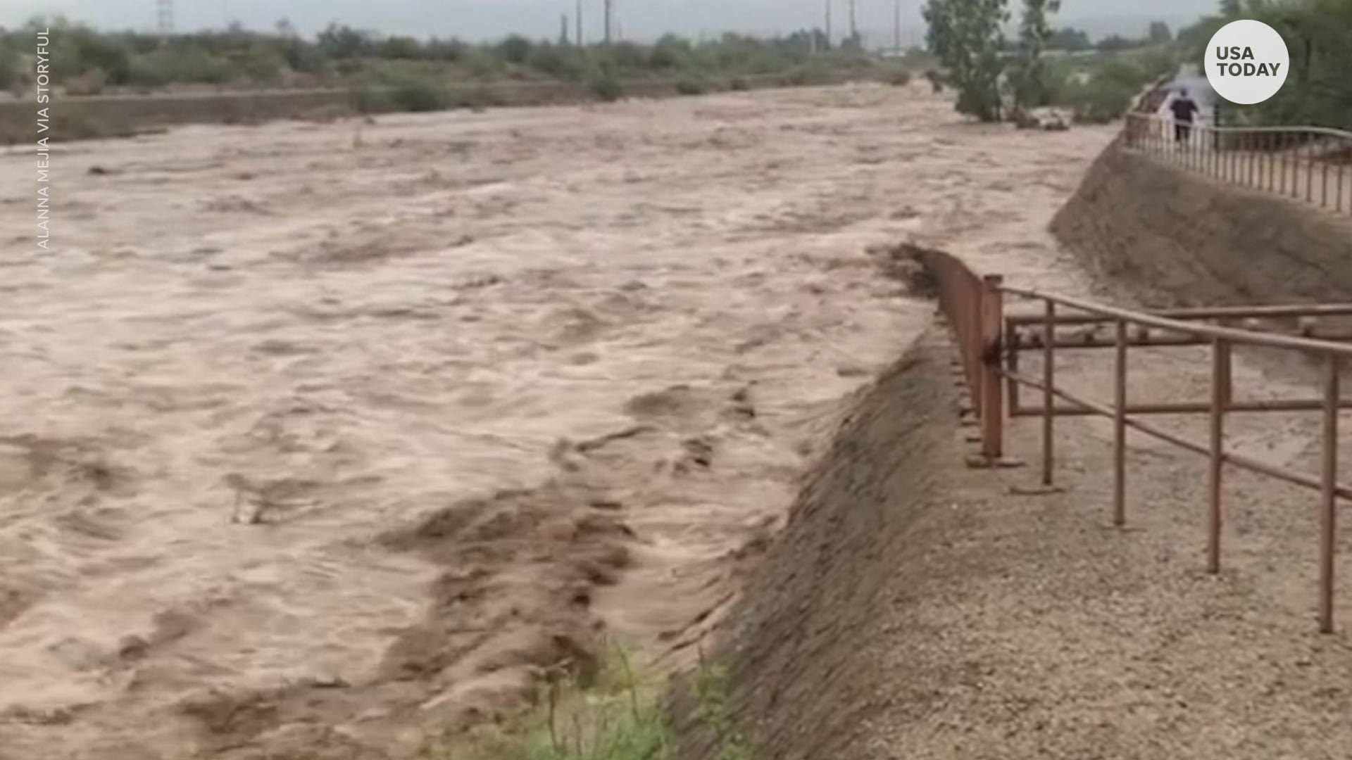 Southwest monsoon brings drought relief for Arizona but also dangerous flooding