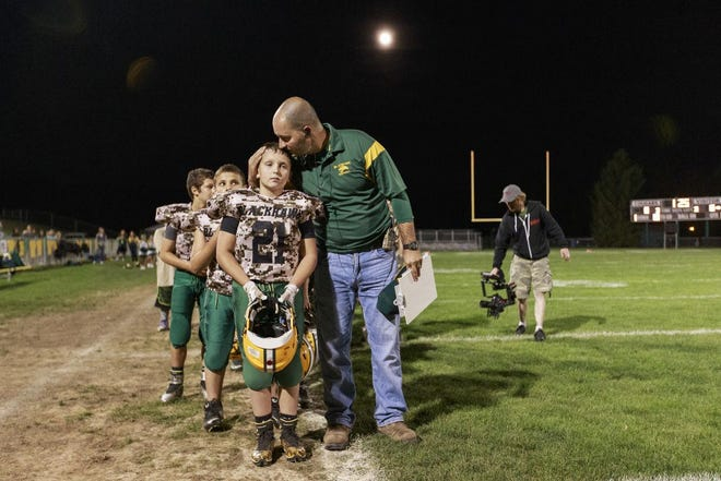 """The Blackhawk Lil Cougars were among the teams to participate in """"Friday Night Lights: Steel Country."""""""