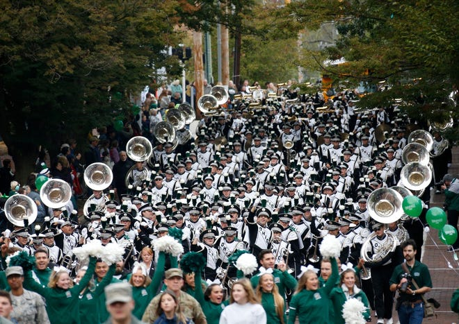 The Ohio University Alumni Association will host in-person and virtual events for Homecoming 2021 the week of October 4-9.
