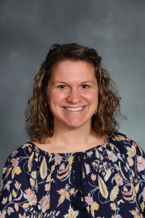 Hastings Middle School health education teacher Allison Tomlin is one of four finalists for the Ohio Teacher of the Year award. Tomlin works for Upper Arlington City Schools.