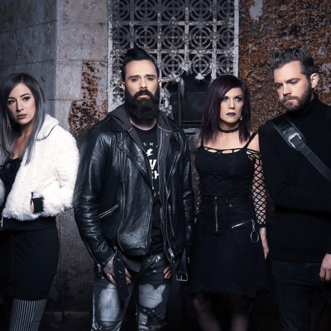 Skillet performs to sold-out shows worldwide.