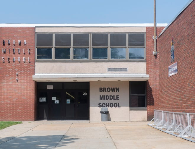 Brown Middle School in Ravenna is one of the school buildings that could get a new HVAC system, according to a proposal before the district's board of education.