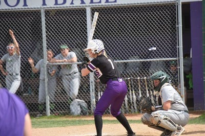 Mount Union's Grace Heath helped lead the Mount Union softball team to its second Ohio Athletic Conference regular season title this spring.