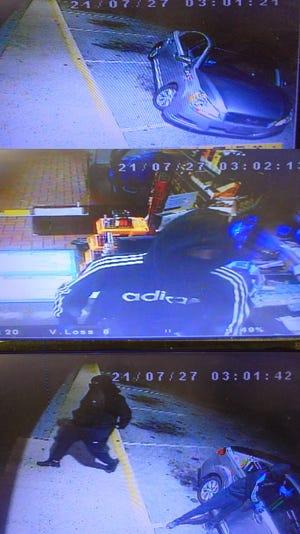 Plainfield police seek burglary suspects