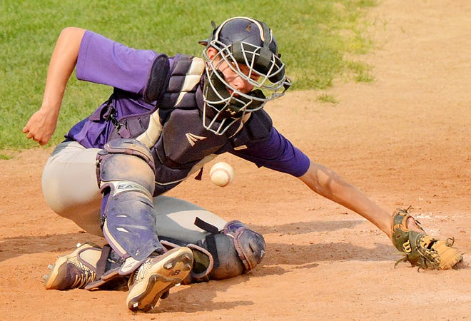 The Watertown Grey Sox, and catcher Cole Hansen, are one of four Watertown Baseball Association teams set to conclude their seasons by playing in Class A Baseball state tourneys this weekend. The Grey Sox compete in the U13 tourney at Brookings.
