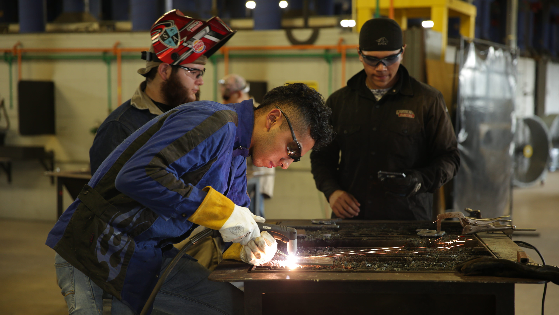 TSTC Welding Technology program eager to fill area jobs