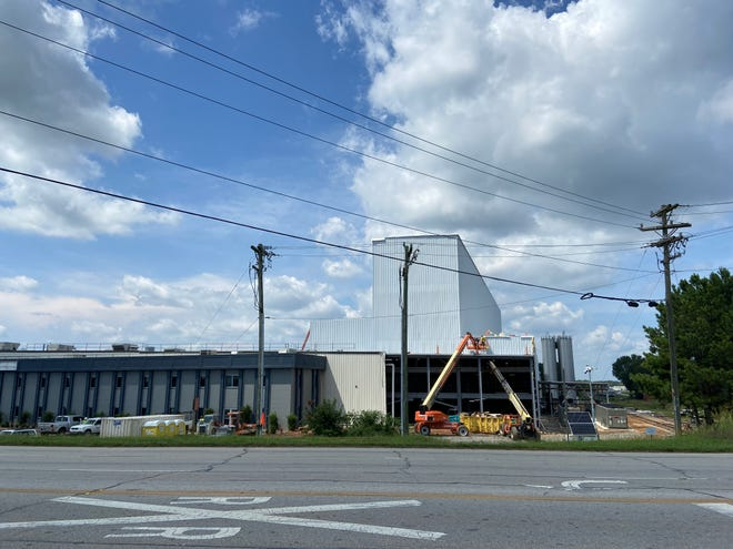 Pregis, a manufacturing company, is moving into a plant at 200 Masters Boulevard in Anderson County.