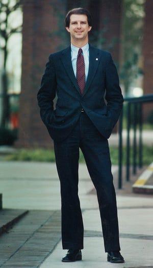 Jim Blagg, former Abilene city manager.
