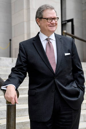 Richard Edwards, the federal prosecutor who handled the corruption cases of Buncombe County's sheriff and county manager, is retiring.