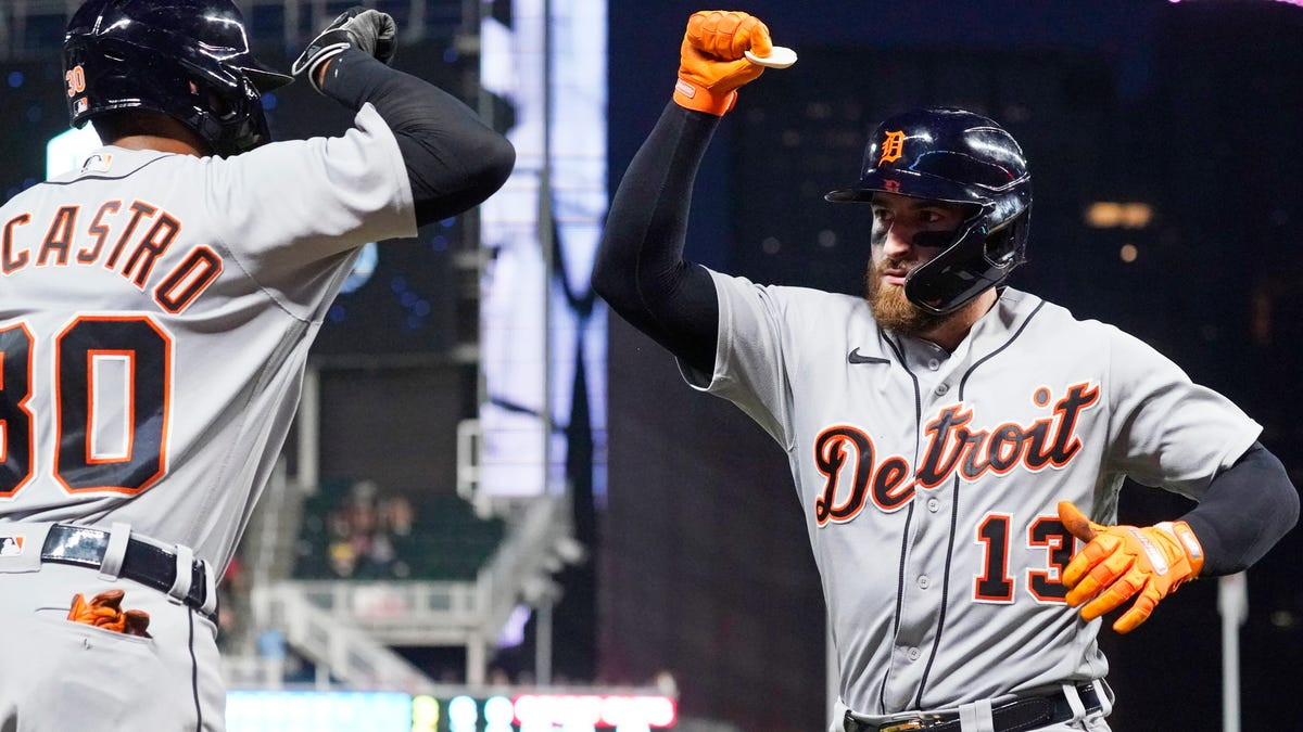 Detroit Tigers' AJ Hinch vouches for three players in AL Rookie of the Year race