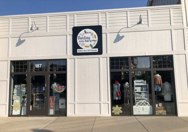Jen Neutz opened Darling State of Mind's first store at 1321 Herr Lane #187 in 2016.