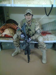 Ezatallah Ebrat, an Afghan army captain who worked for the CIA, fears he will be killed by Taliban as the U.S. ends its 20-year war in Afghanistan.