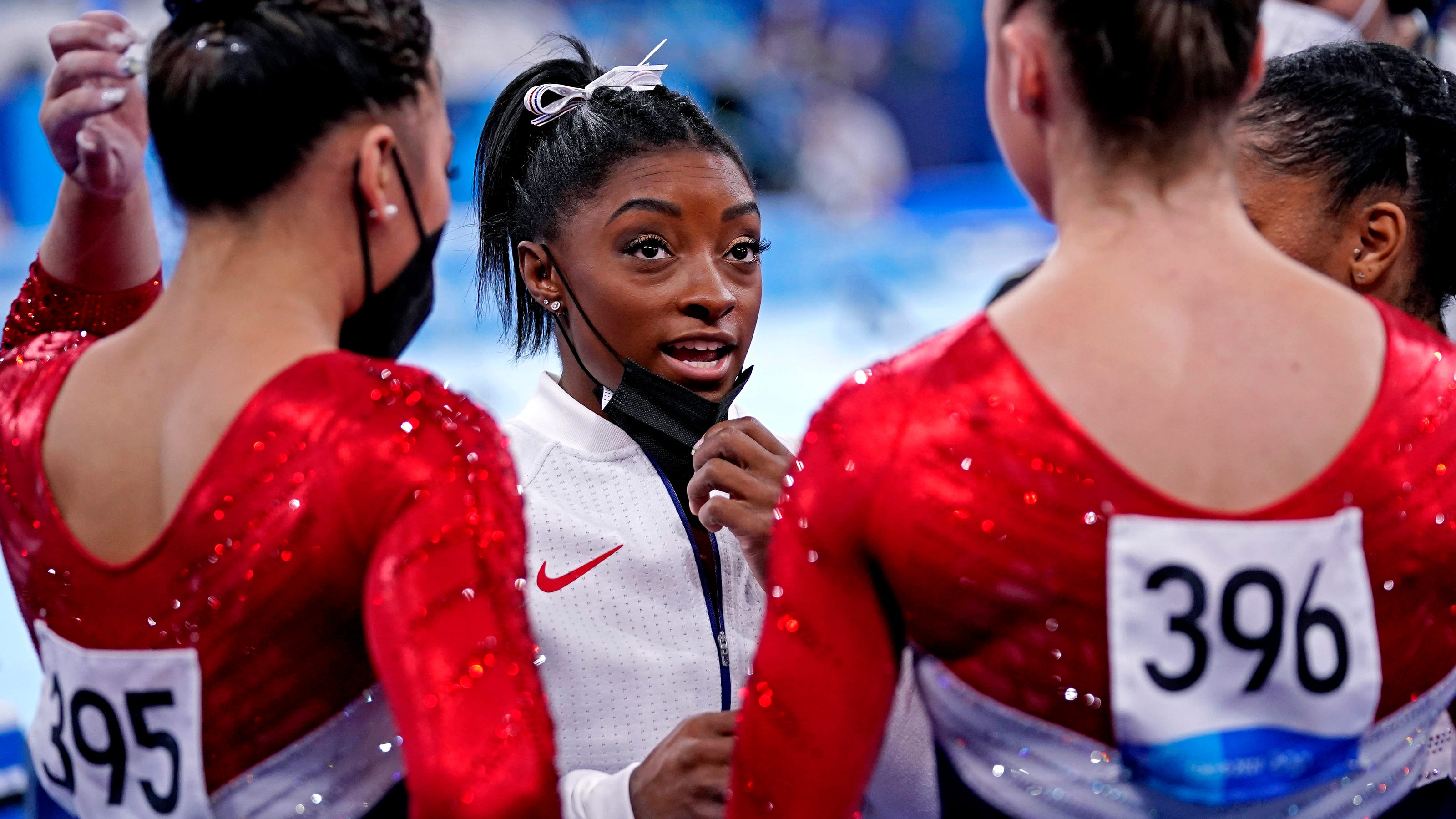 Live updates from Tokyo Olympics: US women's gymnastics team wins silver after Simone Biles withdraws