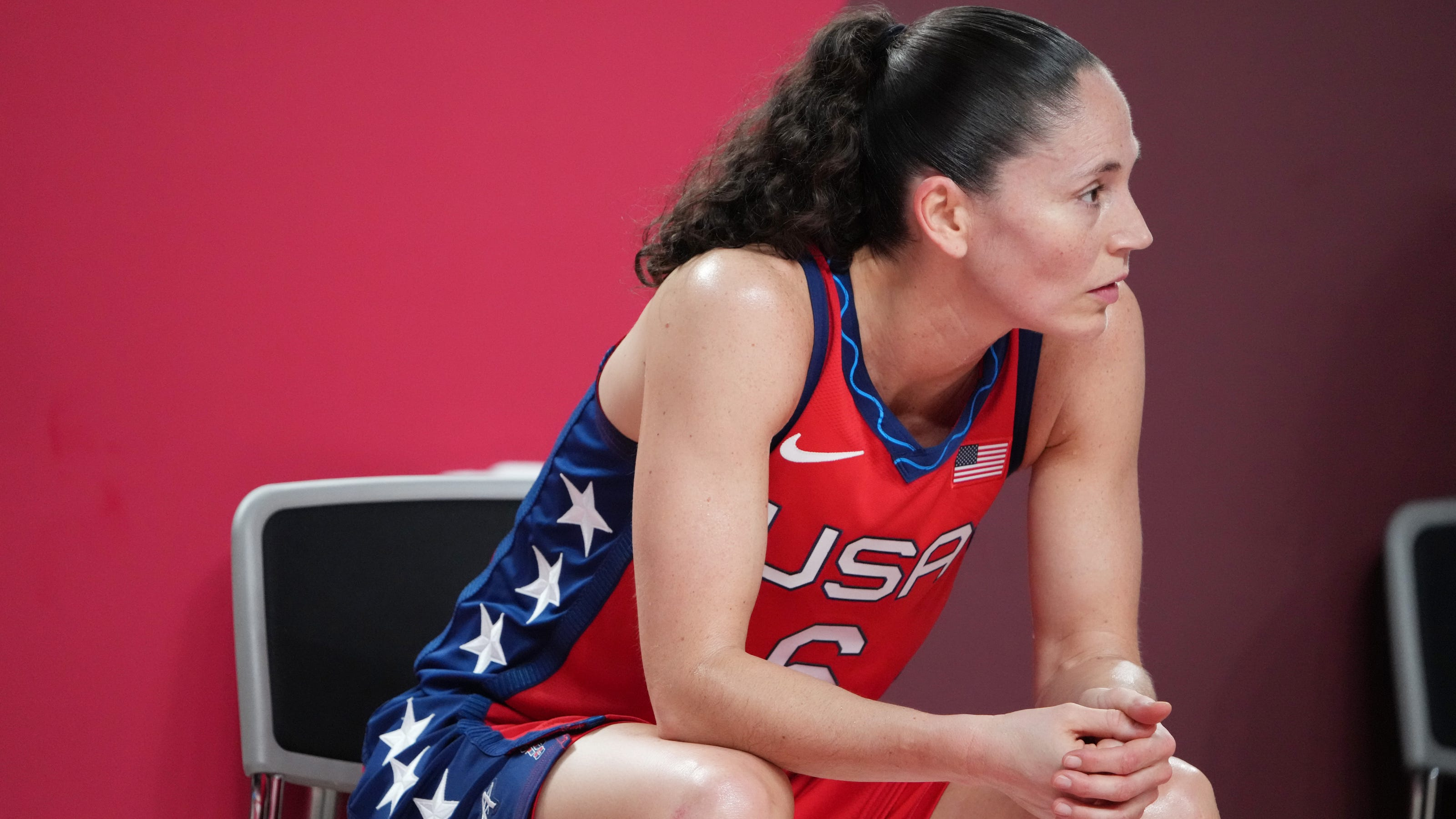 Opinion: Opener shows path to Olympic gold will not be a breeze for U.S. women's basketball team