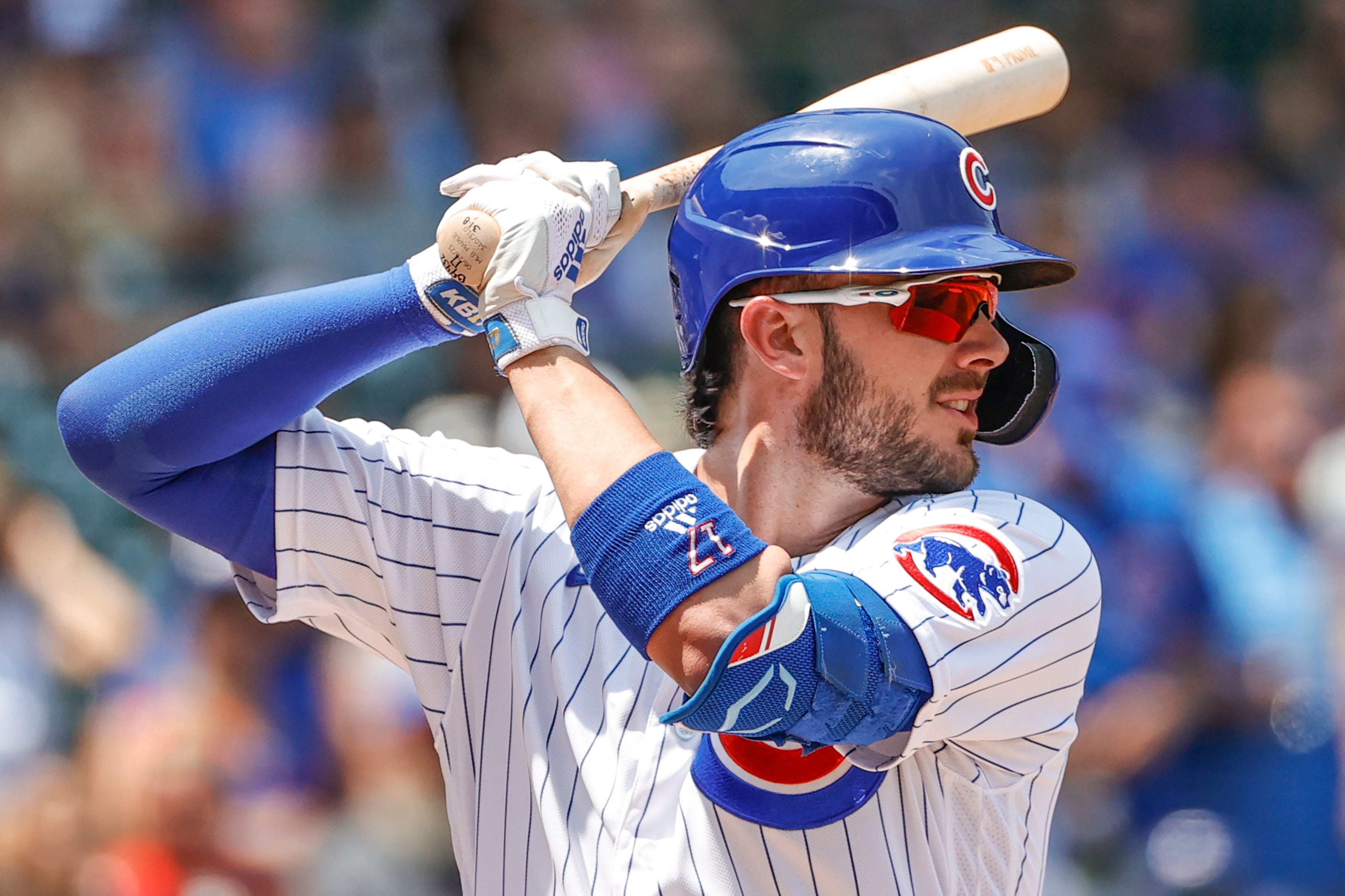 Giants getting Kris Bryant from Cubs in MLB trade deadline blockbuster as Chicago finishes tear-down