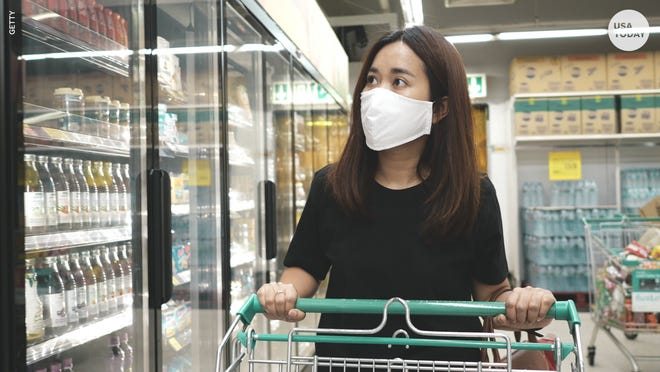 The CDC reversed course and urged even fully vaccinated Americans to wear masks indoors in areas of high COVID-19 transmission.