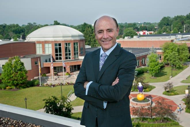 Ashland University President Dr. Carlos Campo