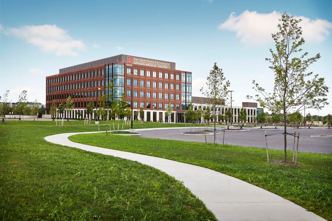 Ohio State University's Wexner Medical Center is opening its Outpatient Care New Albany location the first week of August. The $137.9 million center is located at the intersection of E. Dublin-Granville Road and Hamilton Road.