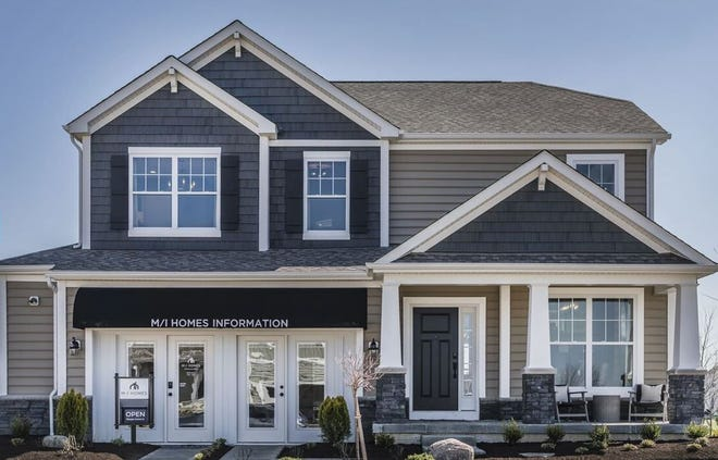 M/I Homes continues to break records as the housing market booms.