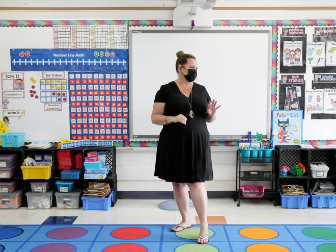 Many school districts in central Ohio are updating their COVID-19 protocols and adding mask and other requirements as the number of virus cases continues to climb.
