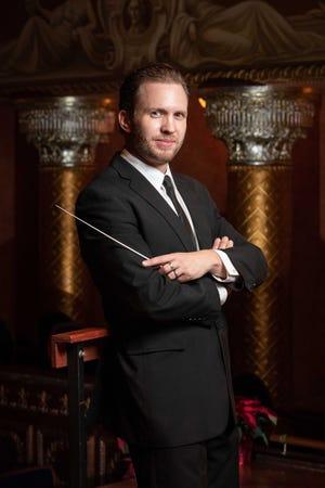 David Danzmayr, ProMusica Chamber Orchestra music director