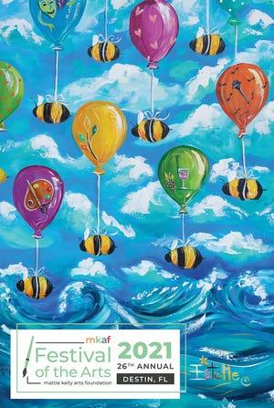 Estelle Grengs, 2021 Poster Art