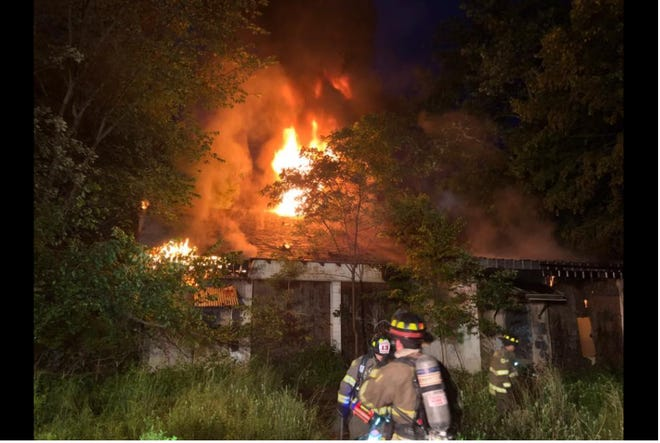 HPD charged the juvenile with arson of historic resource, risking catastrophe, criminal mischief and recklessly endangering another person.