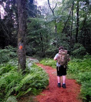 Youngsters can tackle many of the local trails in the area, but lengthy and more difficult treks are also available within just a short drive.