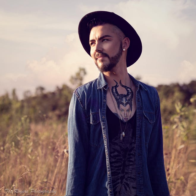 Joey Marlow, a popular local cover musician, will headline the Wolfstock music festival on the campus of MCC-Blue River in Independence on Friday, Aug. 6.