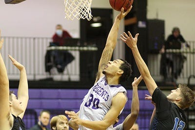 Kivontay Shaw, a 2016 Galesburg High School grad, has wrapped up his career as a member of Rockford University's men's basketball team but will continue his collegiate hoops career at Marian University in Fond du Lac, Wisconsin.