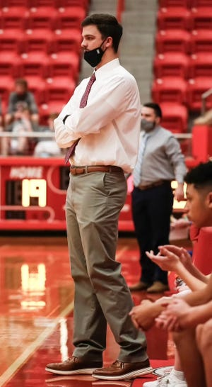 Will Bryant was named the head coach of the Glen Rose boys basketball team in June.