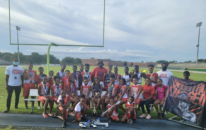 Spartan Chosen is sending 34 track and field athletes to Humble, Texas to compete in the AAU Junior Olympics.