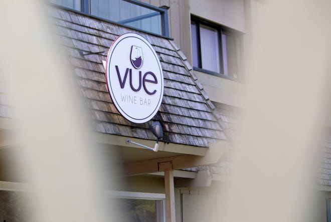 The VUE Wine Bar is set to open later this month in Charlevoix.