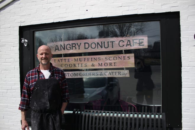 Tom Quill, co-owner of the Angry Donut, announced he was forced to close the Stratham location ahead of opening a second store in Newburyport, Massachusetts partially due to uncertainty surrounding his lease at 157 Portsmouth Ave.