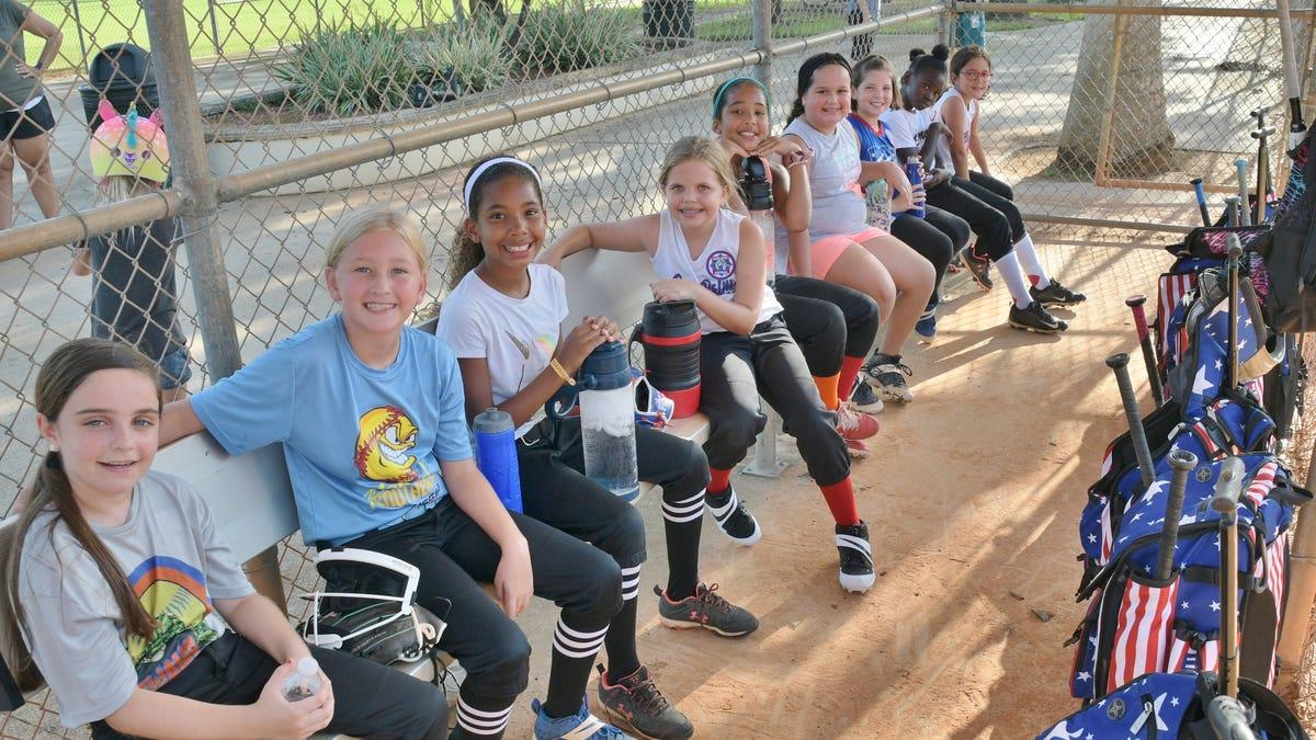 Royal Palm Beach 8-and-under softball all stars head to Little League World Series