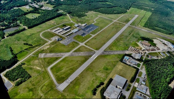 The Dinwiddie airport has fared the pandemic better than it expected. It says its community has been flying more than usual as its corporate clients have increased.