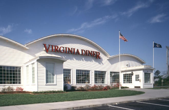 The Virginia Diner restaurant in Wakefield is shown in this undated photo from its Facebook page. The company announced Tuesday it was spending $4.5 million over the next four years to double its production and distribution facilities for its gourmet-peanut business.