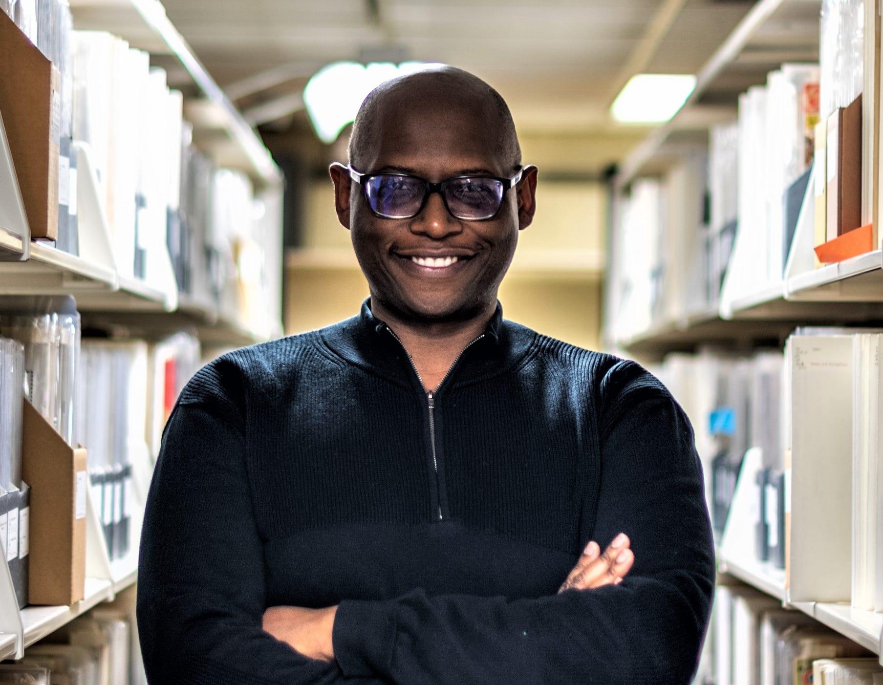 Julian Chambliss, Michigan State University professor.
