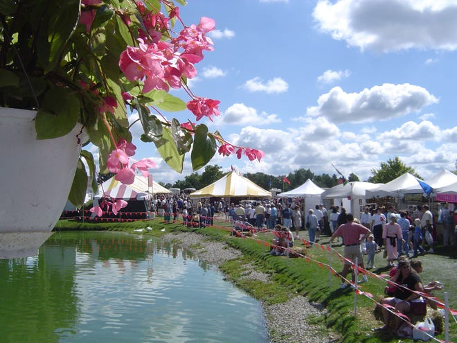 The 59th annual Amish Acres Arts & Crafts Festival takes place Aug. 5-8 at the Barns of Nappanee.