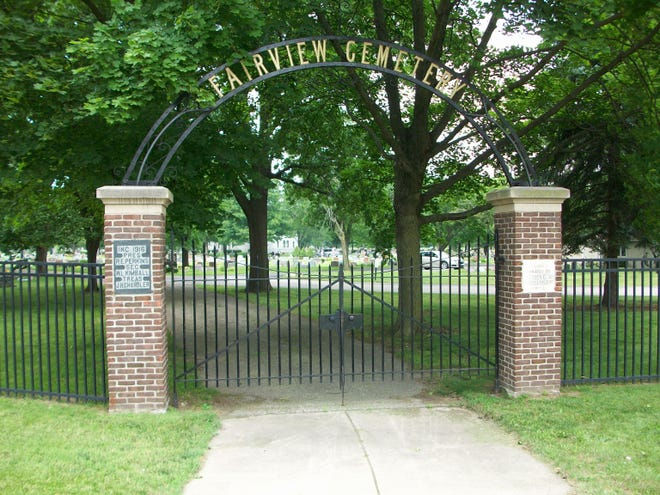 Led by Mishawaka historian laureate Pete De Kever, the Mishawaka Historical Museum will present a tour of historic Fairview Cemetery on Aug. 7, 2021.