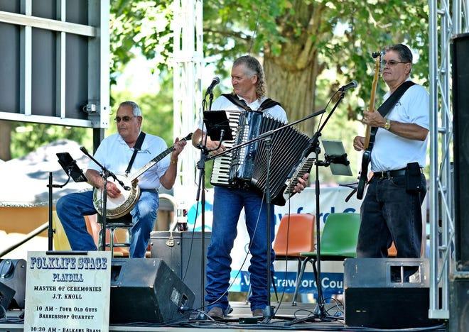 File photo of Johnnie Joe Zibert's Polka courtesy of the Little Balkans Days Festival.