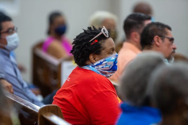 The Shawnee County Health Department is recommending masks in some indoor spaces.
