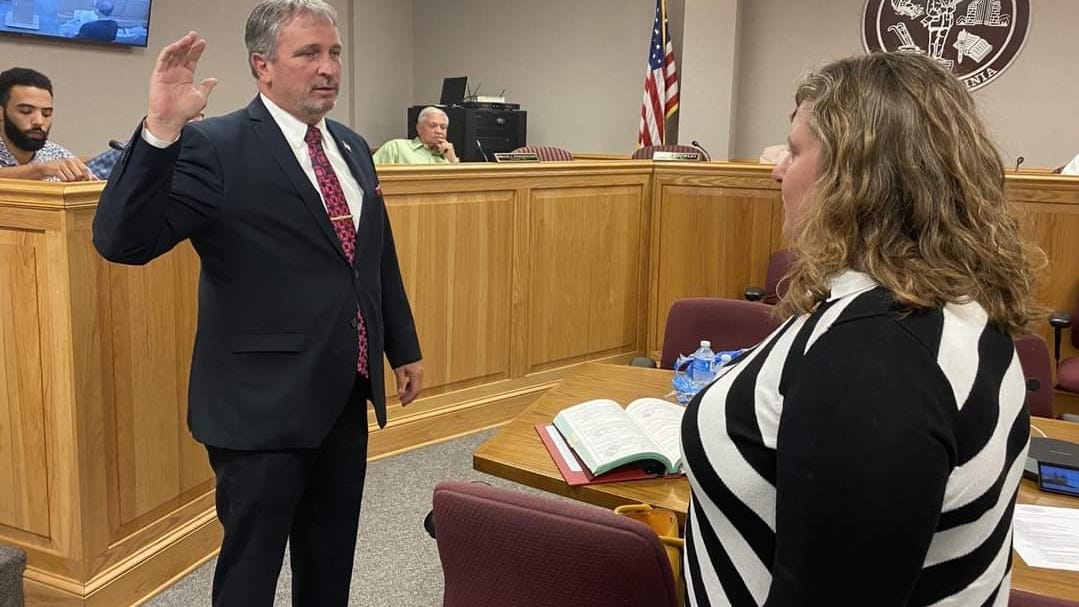 New Martinsburg mayor plans to pick up where late mayor left off