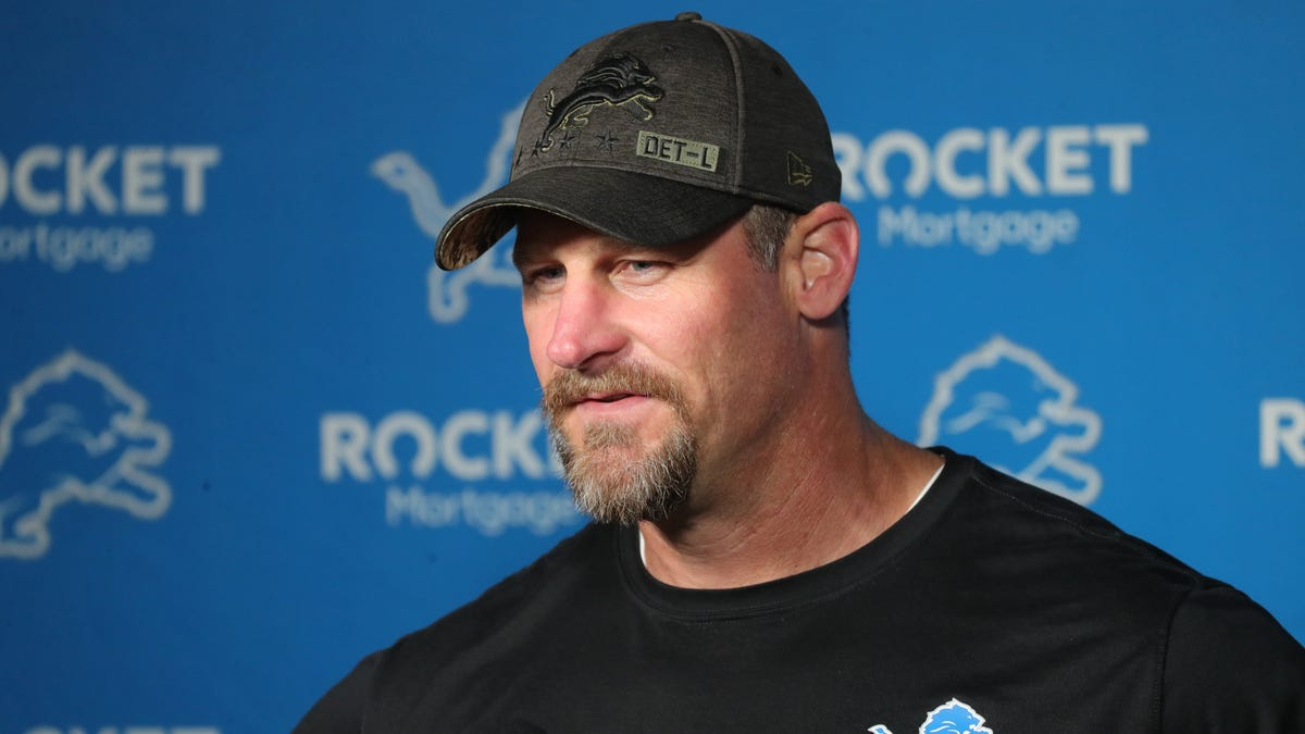 Everything feels different at Detroit Lions training camp, and that's a good thing