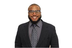 Jasahn Larsosa, 41, is running for Detroit mayor in Tuesday's primary.