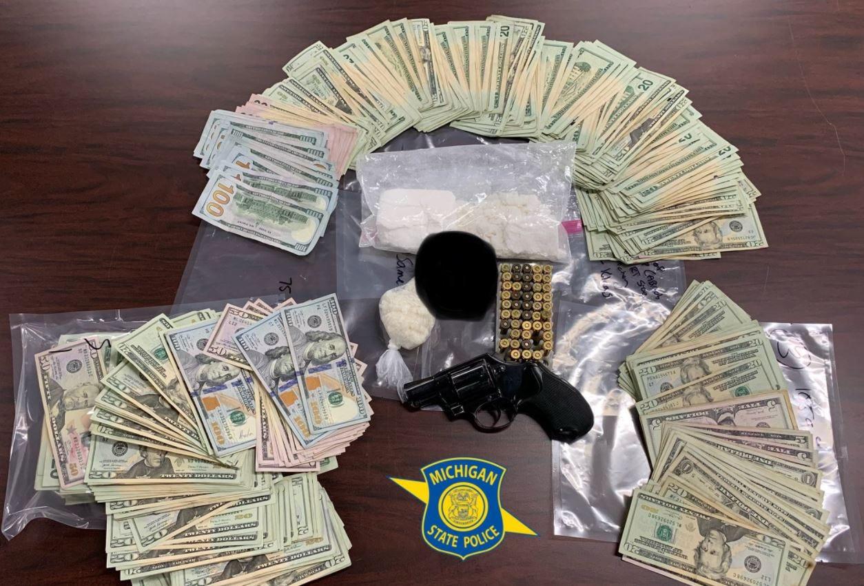Police seize drugs, $30,000 in cash from Van Buren Twp. home